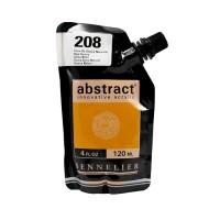 Акриловая краска Abstract, 120 мл, сиена натуральная