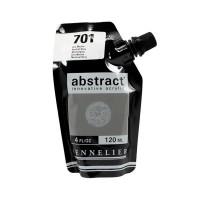 Акриловая краска Abstract, 120 мл, серый нейтральный