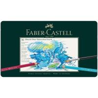 Карандаши акварельные художественные Faber-Castell Albrecht Dürer 36цв, метал. коробка