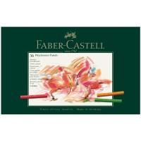 Пастель художественная сухая Faber-Castell Polychromos 36цв., картонная упаковка