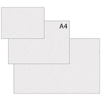 Доска для лепки Koh-I-Noor, А4, пластик, белый
