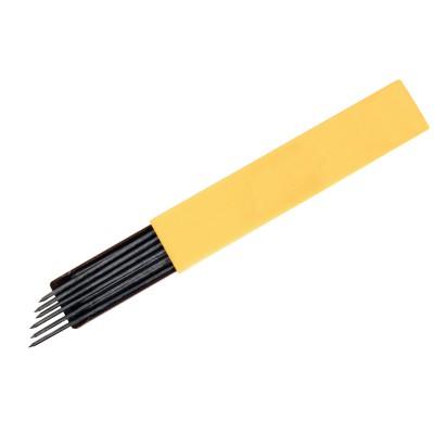 Грифели для цанговых карандашей Koh-I-Noor, 12шт., 2мм, HB
