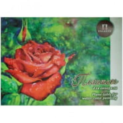 Планшет для акварели 20л. А3 Лилия Холдинг Алая роза, 200г/м2
