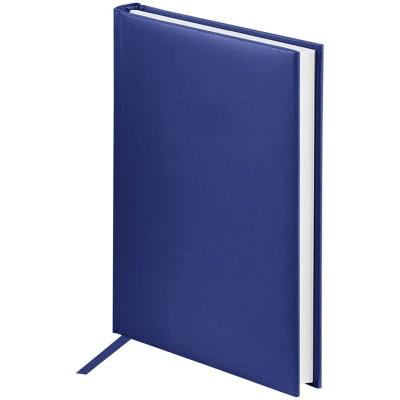 Ежедневник недатир. A5, 160л., балакрон, OfficeSpace Ariane, синий
