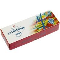 Гуашь художественная Мастер-Класс, 12 цветов, 40мл, картон