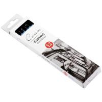 Угольные карандаши Сонет, мягкие, 12шт., картон. упак.